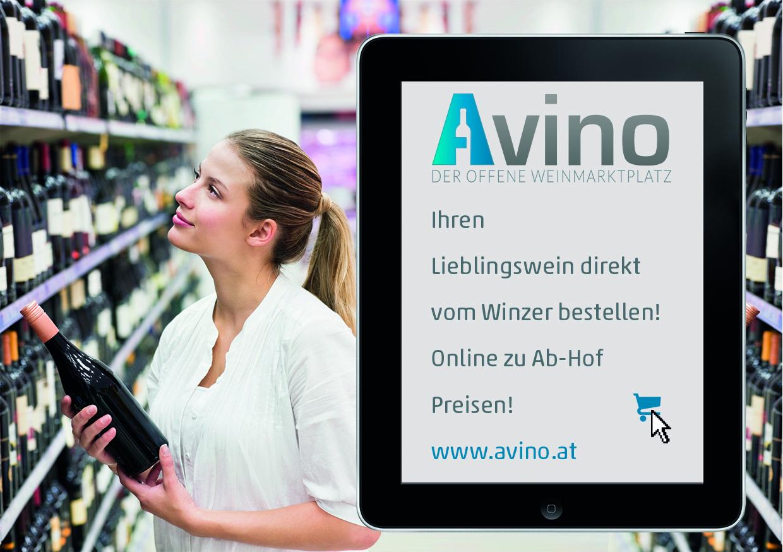 AVINO-Anzeige-Standard